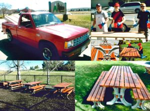 Alpine Lumber Builder Oriented & Residential Lumber Solutions Eagle Scout benches 2 300x223 - Eagle Scout benches (2)