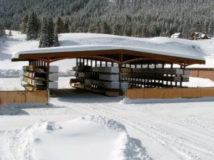 Alpine Lumber Builder Oriented & Residential Lumber Solutions IMG 0148ps 3 450x338 300x225 - Crested Butte snow shed (450x338)