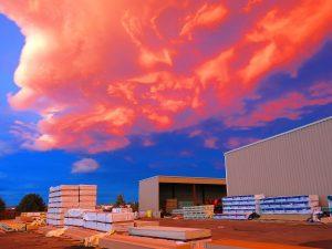 Alpine Lumber Builder Oriented & Residential Lumber Solutions orange sky 300x225 - orange sky
