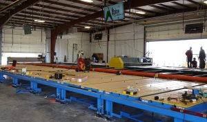 Alpine Lumber Builder Oriented & Residential Lumber Solutions Montrose truss table 2 300x178 - Montrose truss table