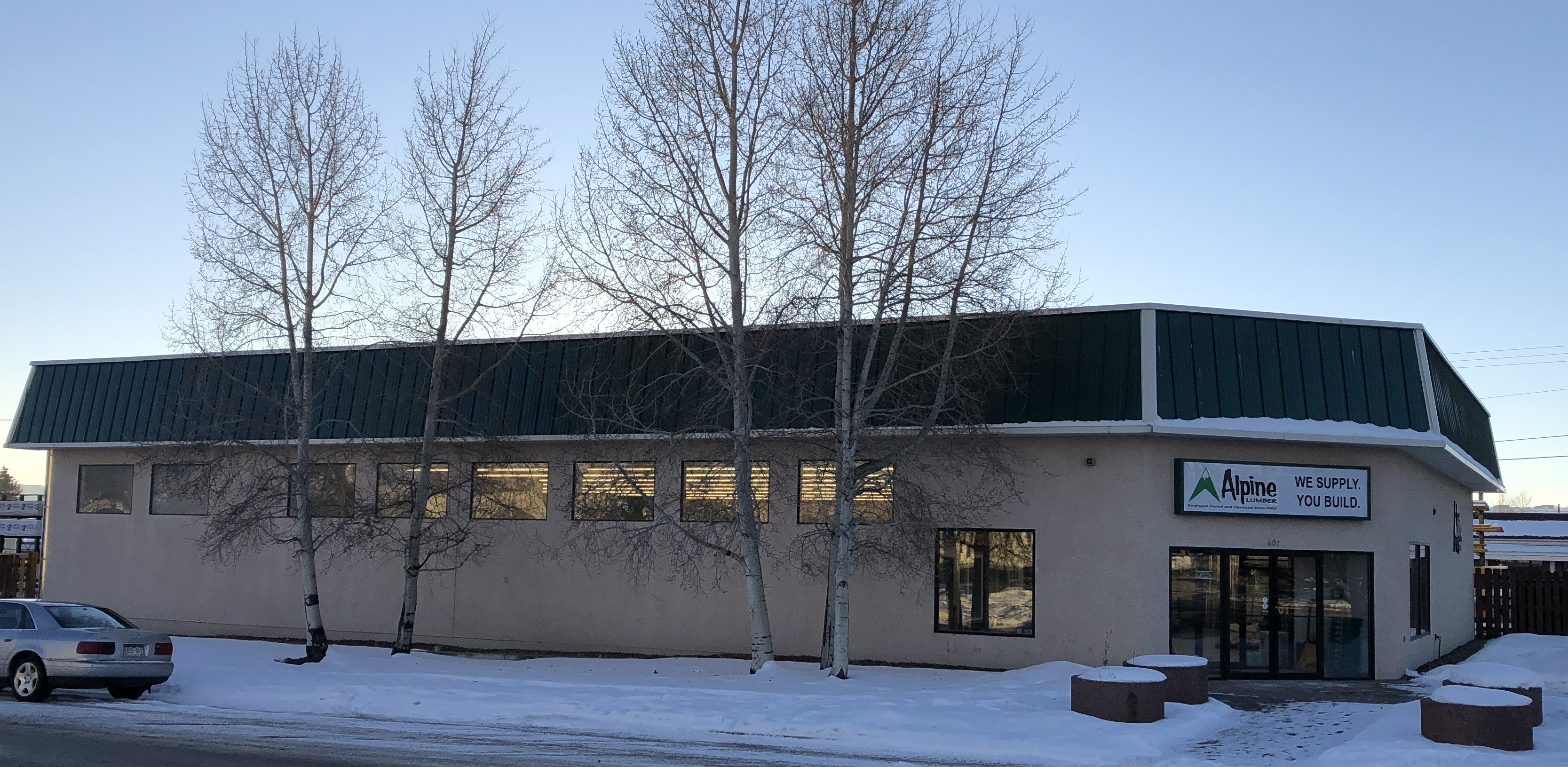 Alpine Lumber Builder Oriented & Residential Lumber Solutions IMG 6799 1 - Alpine Lumber Gunnison